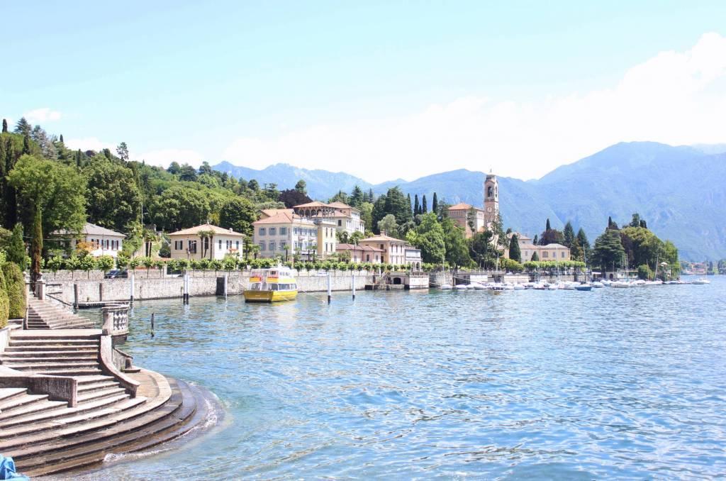 Lake Como Buildings