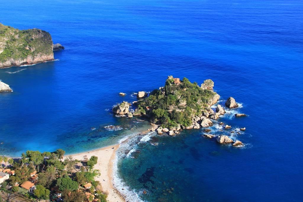 Sicily Taormina Isola Bella