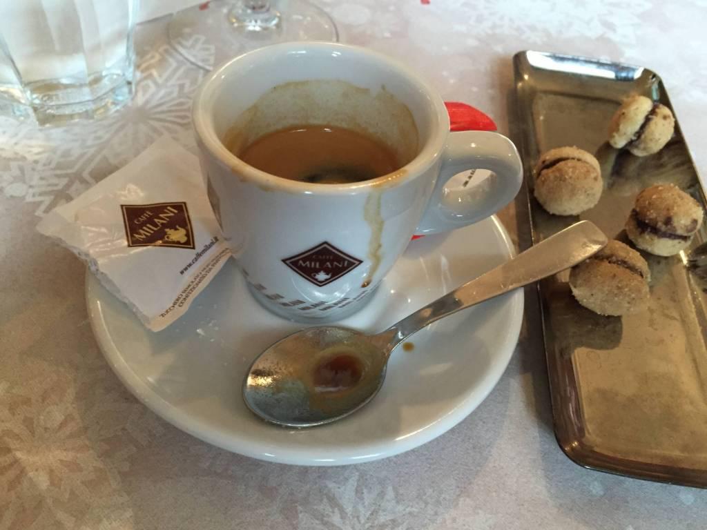 espresso dessert