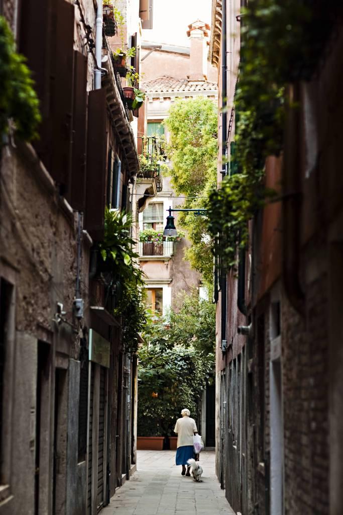 Venice Alley Street