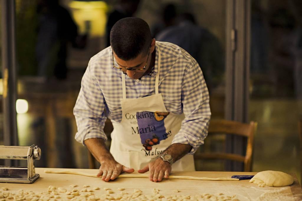 Pasta Making in Umbria