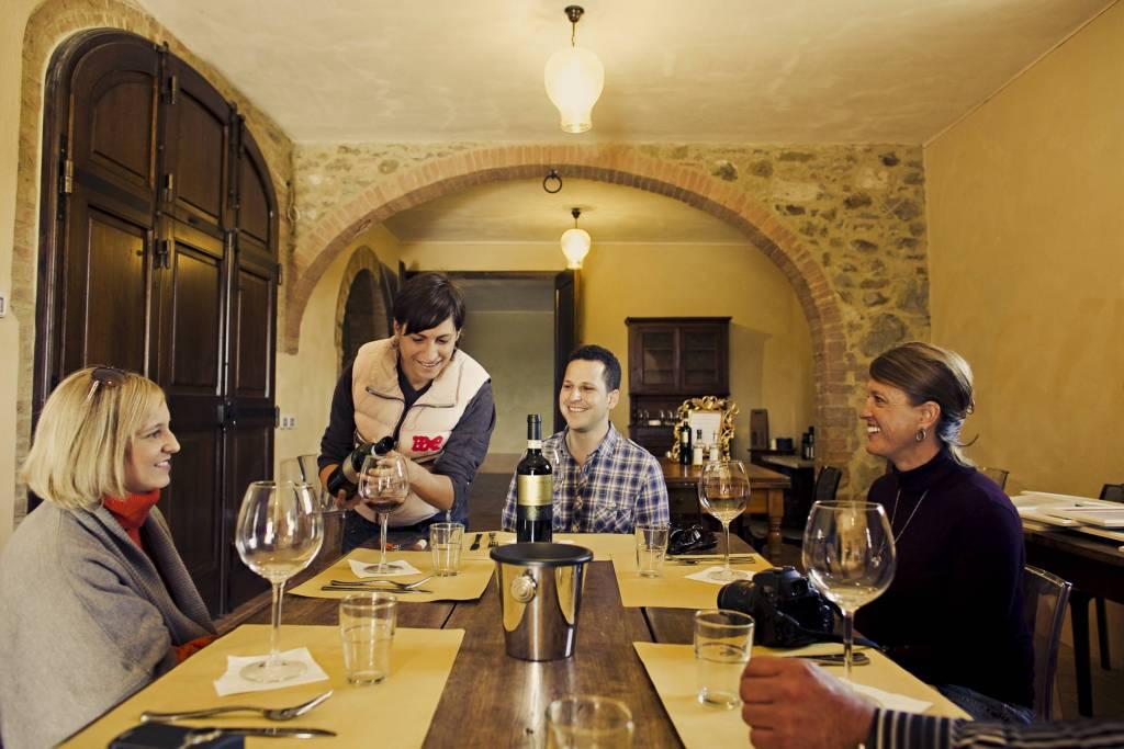Montalcino Wine Tasting