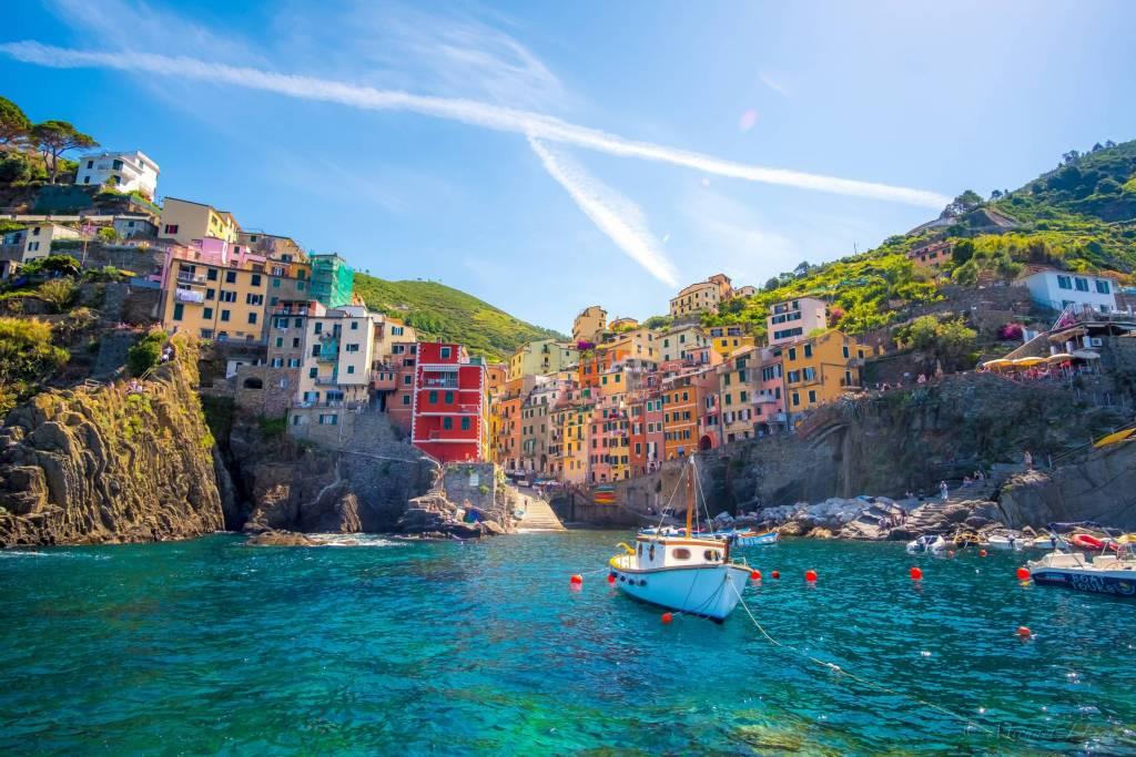 Italian Riviera Cinque Terre
