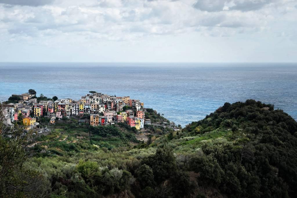 Italian Riviera Skyline