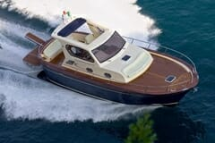 Amalfi Coast Boat