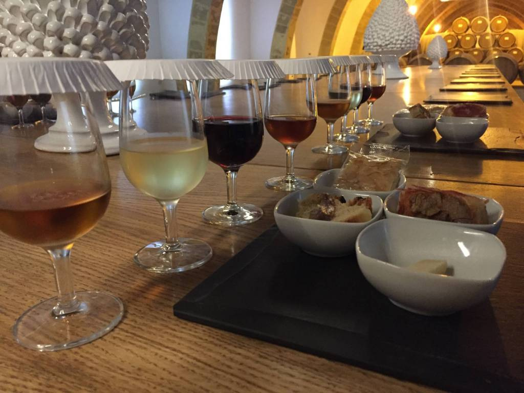 Marsala Wine Tasting