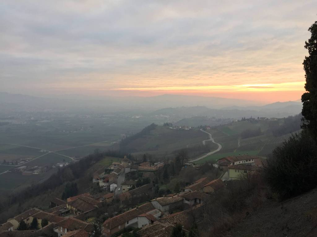 Piedmont Sunset Guarene
