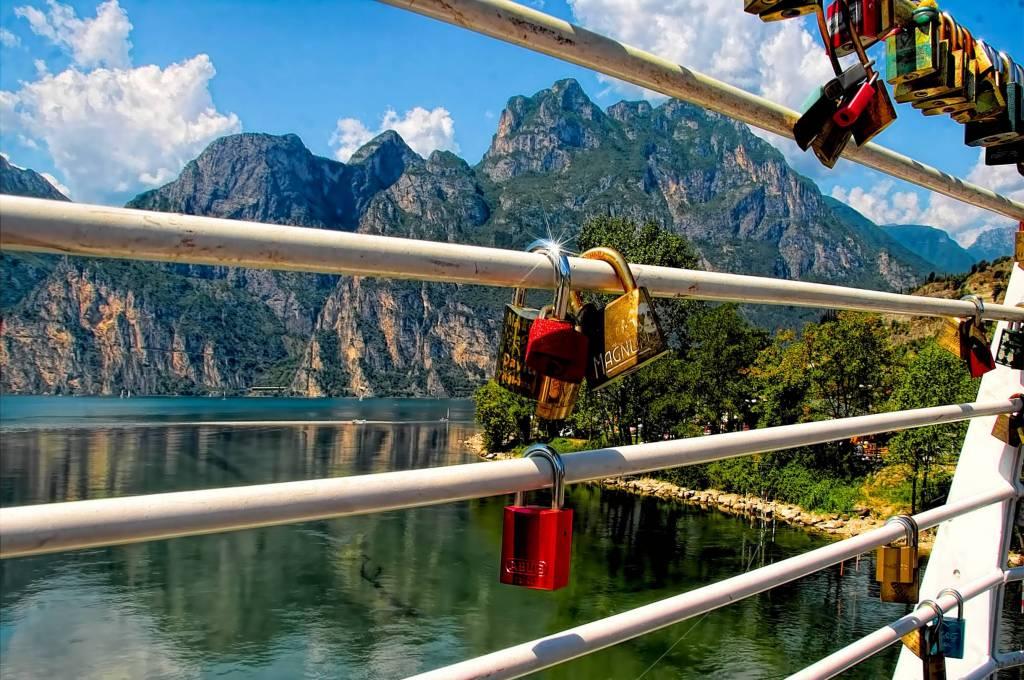 lake garda locks
