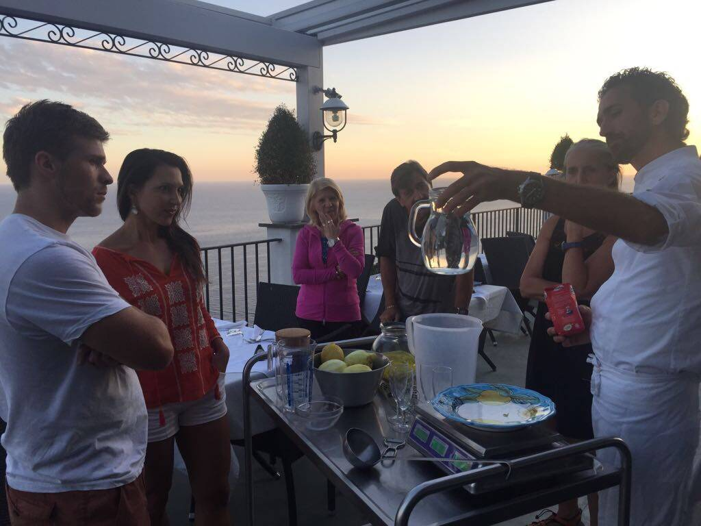 Amalfi Coast Cooking Class - Limoncello Demonstration