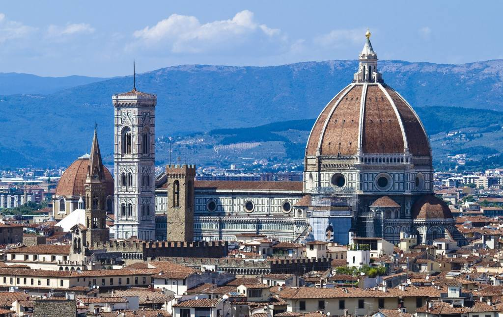 Beautiful churches in Florence: The Duomo