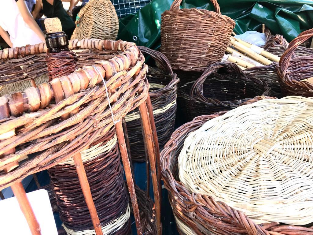 Sardinia Castelsardo Baskets
