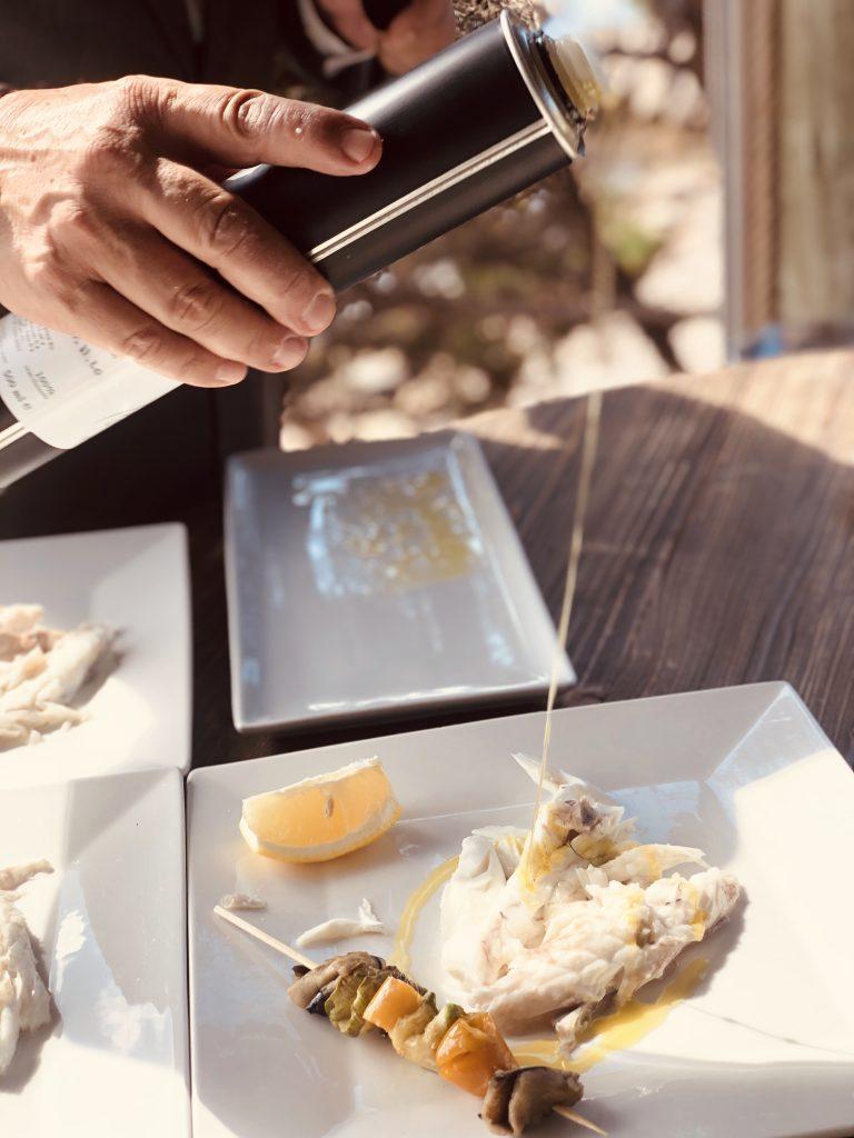 Sardinia Fish and Oil