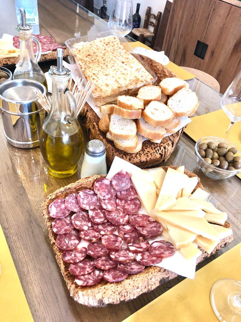Sardinia Food and Oil