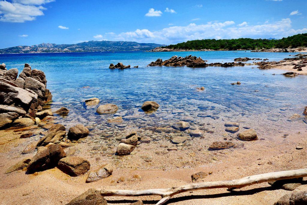 Sardinia Li Piscini Beach
