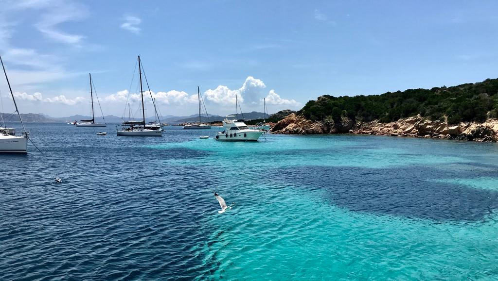 Sardinia Maddalena Archipelago