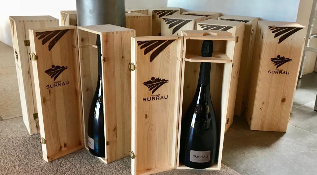 Sardinia Surrau Wine